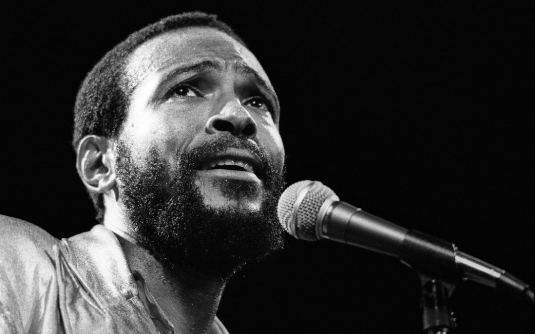 """""""What's Going On!"""" Marvin Gaye's Commentary on Healthcare"""
